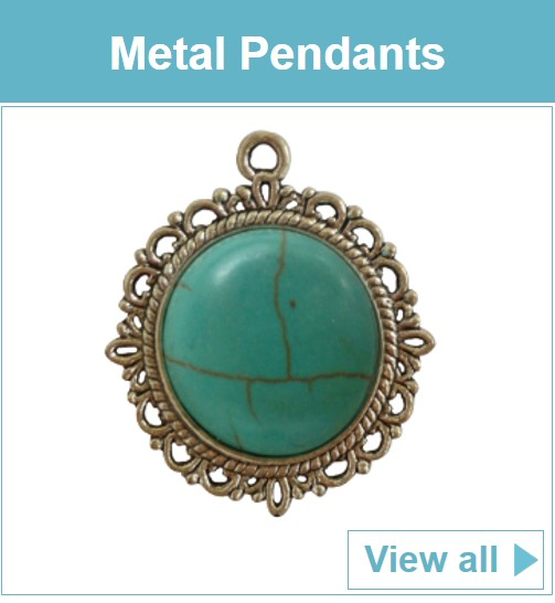 Metal Pendants
