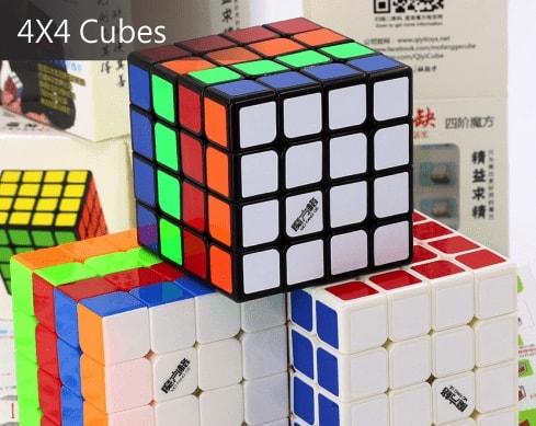 4x4 Cubes