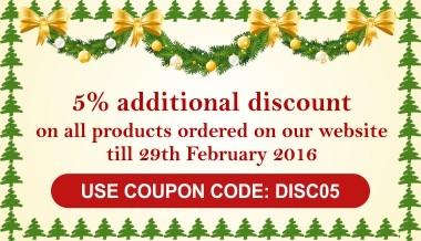 Discount on Montessori Materials