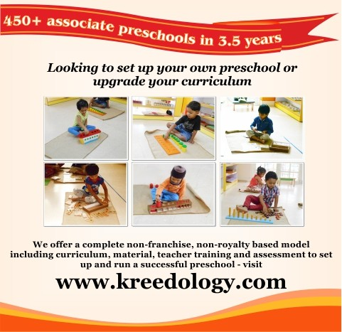 Montessori curriculum, preschool curriculum, Montessori package, preschool solutions