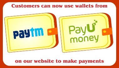 PayTM and Payu wallets for Kido Enterprises