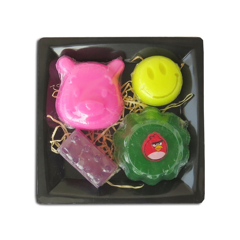 Glycerin based soaps from Little Charms