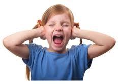 Temper in children