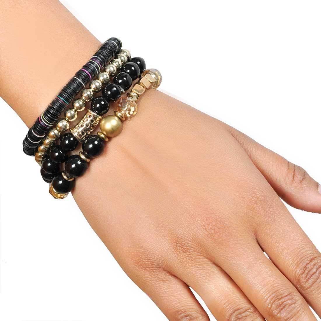 Fantastic Multicolor Designer Adjustable Dailywear Bracelet Alloy Maayra MY7682