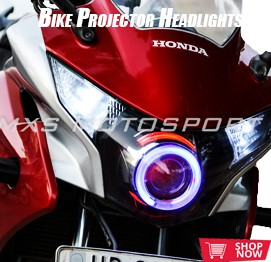 bike projector headlight