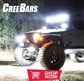 Cree Bar cars