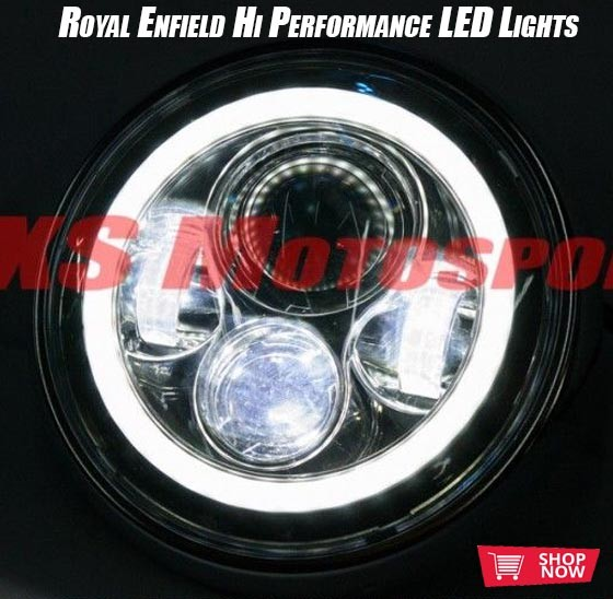 royal enfield led lights