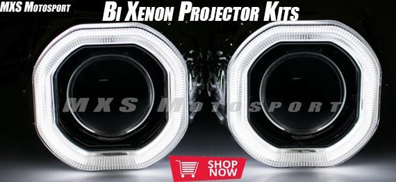 bi xenon projector