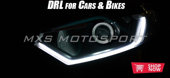DRL car and bike