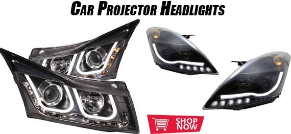 car projector headlight