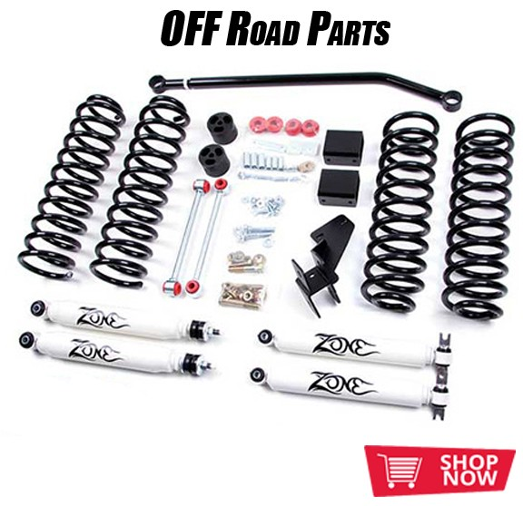 offroad parts
