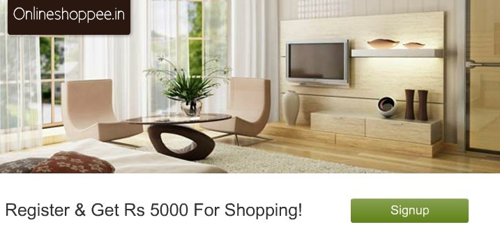 Get rs 5000 shopping @ affordable store