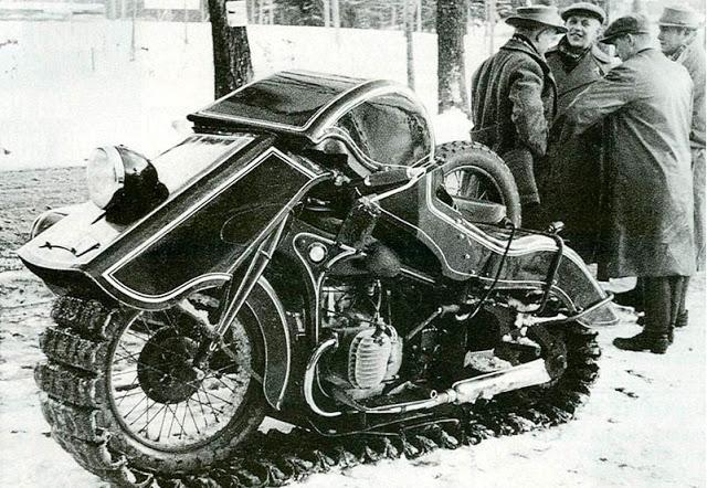 BMW Schneerad