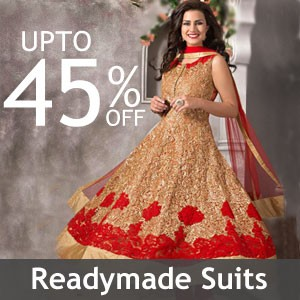 Readymade salwar suits online shopping collection