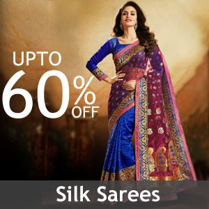 Silk Saree Online shopping cash on delivery