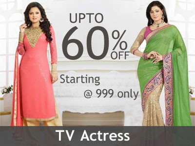 TV actress dress online shopping cash on delivery