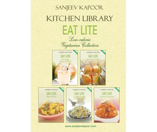 Kitchen Library Eat Lite Low Calorie Vegetarian Collection