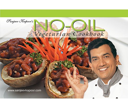 No Oil Vegetarian Cookbook