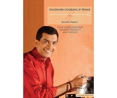Tandoori Cooking @ Home