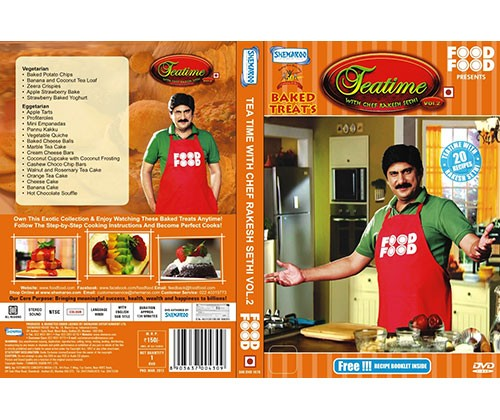 Tea Time With Rakesh Sethi Vol: 2 Baked Treat