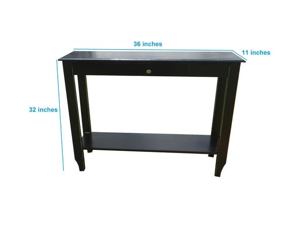 Aneko- An entryway table