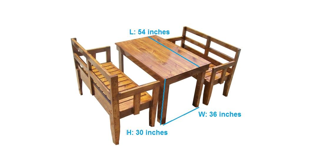 Etilon- Dining Table