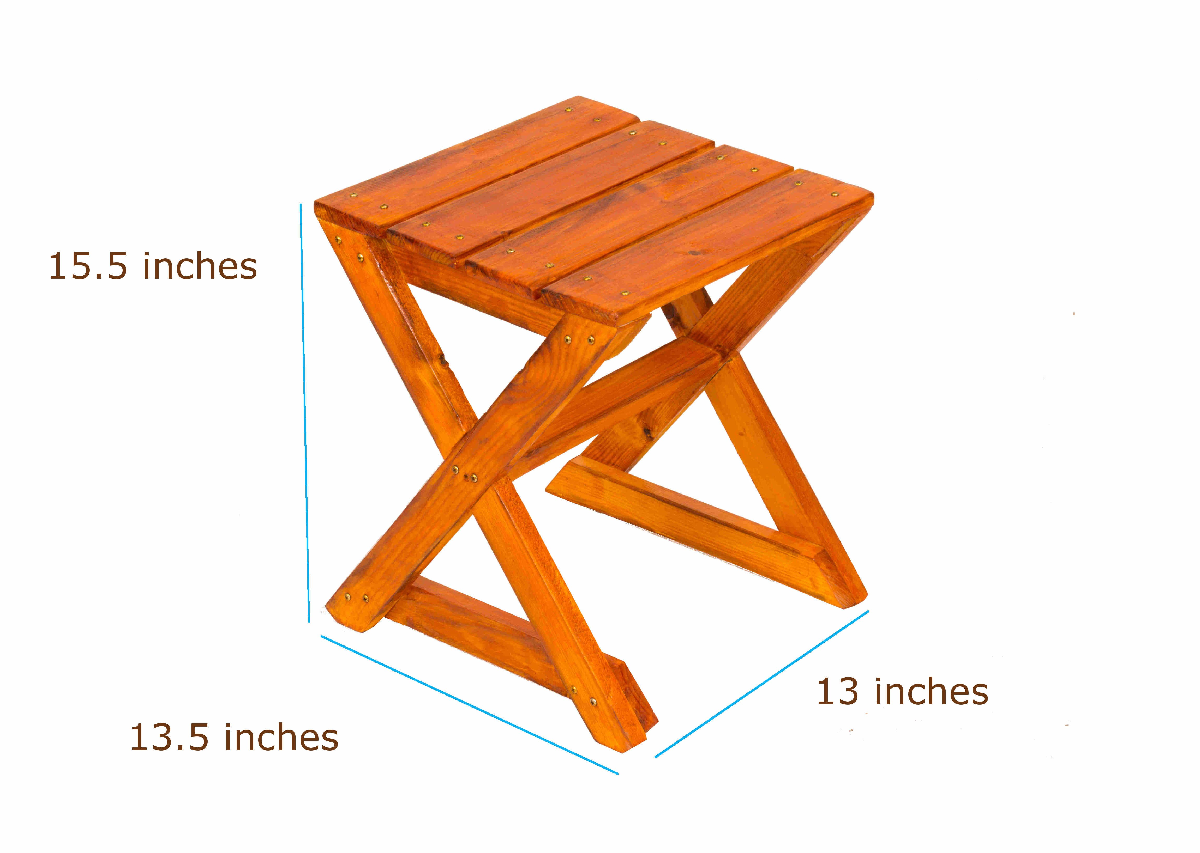 Pine Bedroom Stools Indias First Ecofriendly Furniture Range Made From Upcycled Solid