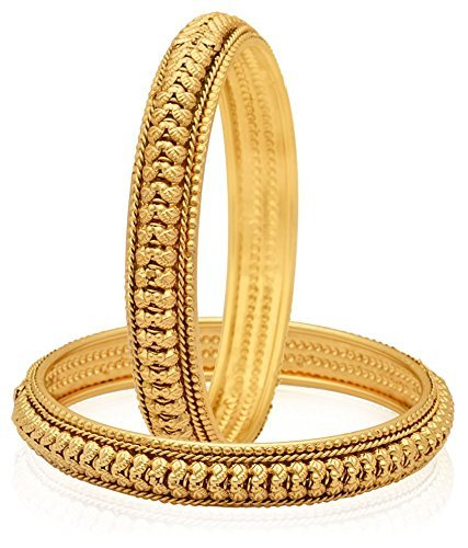 Youbella Gold Plated Bangles Jewellery For Girls And Women | Ybybbn91095