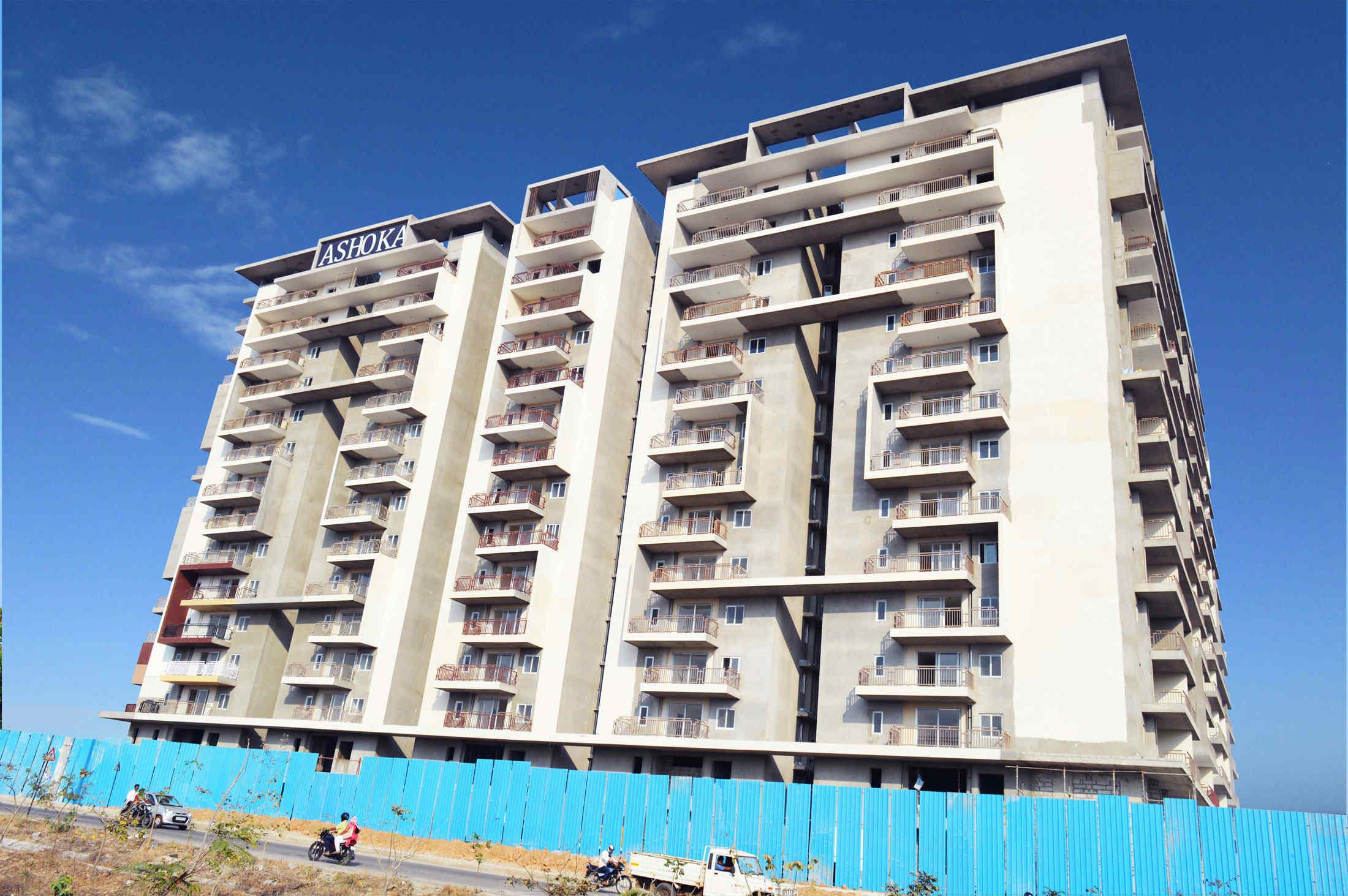 ashoka liviano builders in hyderabad luxury apartment