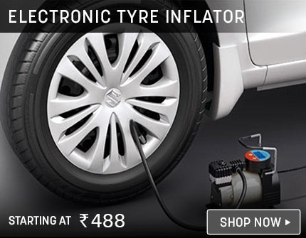 Electronic Tyre Inflator