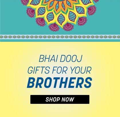 Bhai Dooj Brothers Banner