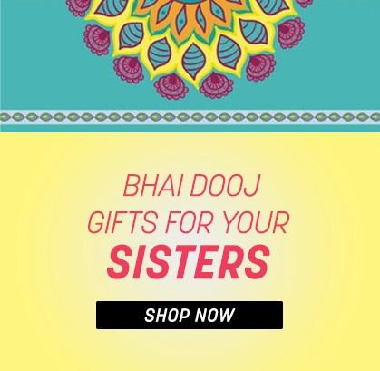Bhai Dooj Sisters Banner