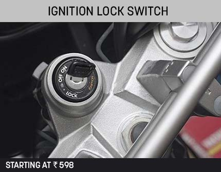 Ignition lock switch