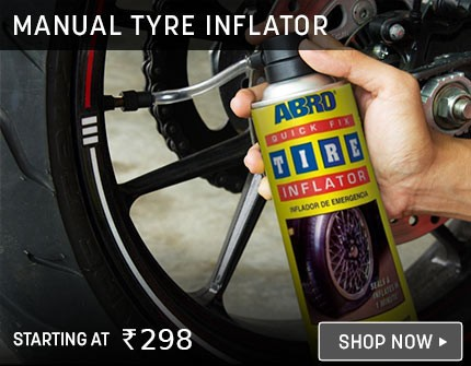 Manual Tyre Inflator