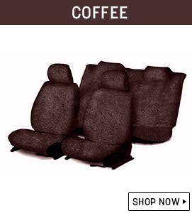 Coffee Towel Seat Covers