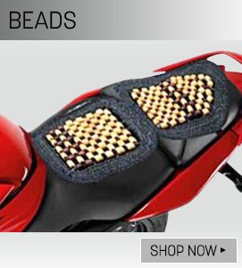 Bead Seat Cover