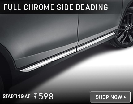 Full Chrome Side Beading