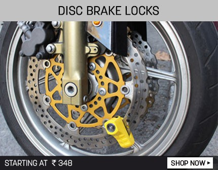 Disc brake locks