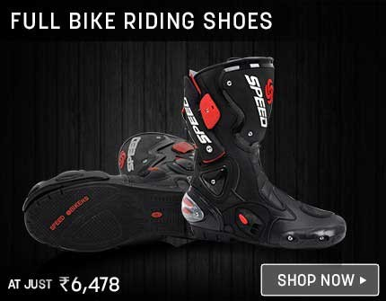 Full Riding Shoes Banner