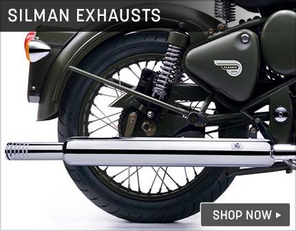 Silman exhausts
