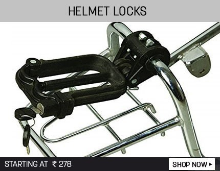 Helmet locks